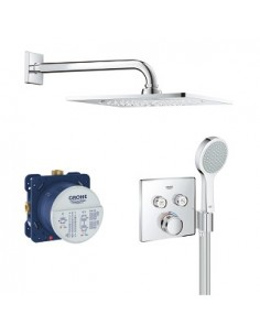 Pack Ducha Empotrable Grohe...